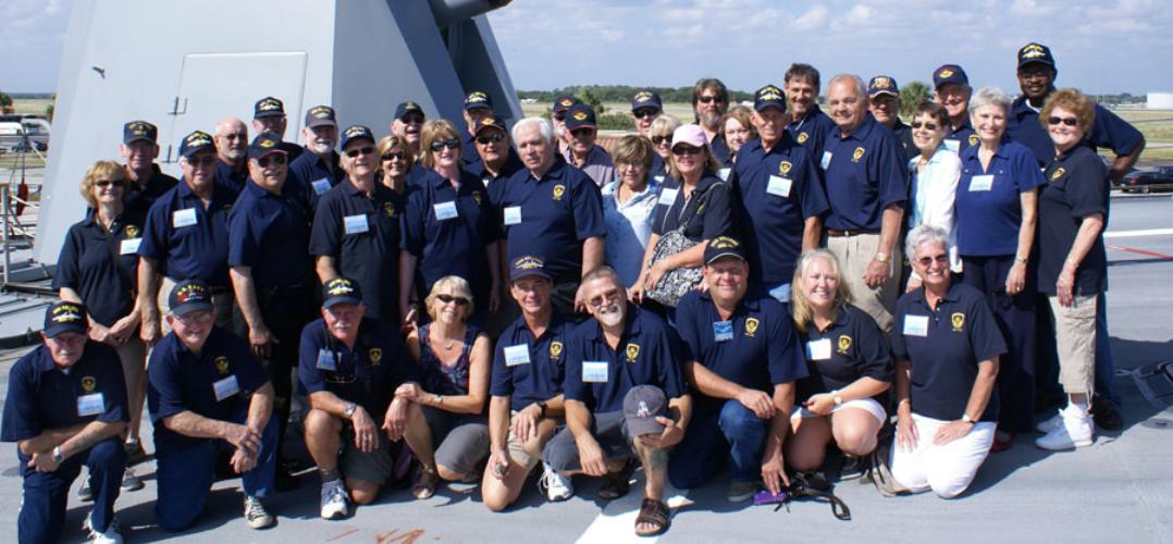 USS Sellers Reunion 2012, Jacksonville, Florida