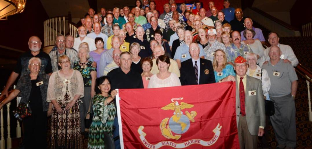 Heavy Hauler attendees, October 2013, Colorado Belle Casino, Laughlin, Nevada.