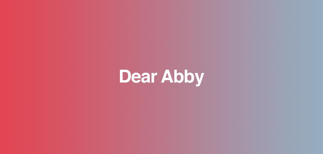 Abigail van buren quote