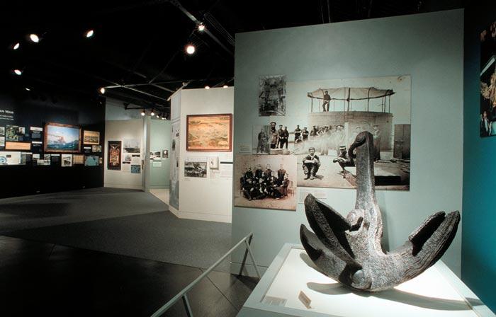 The Mariners' Museum in Newport News, Virginia.