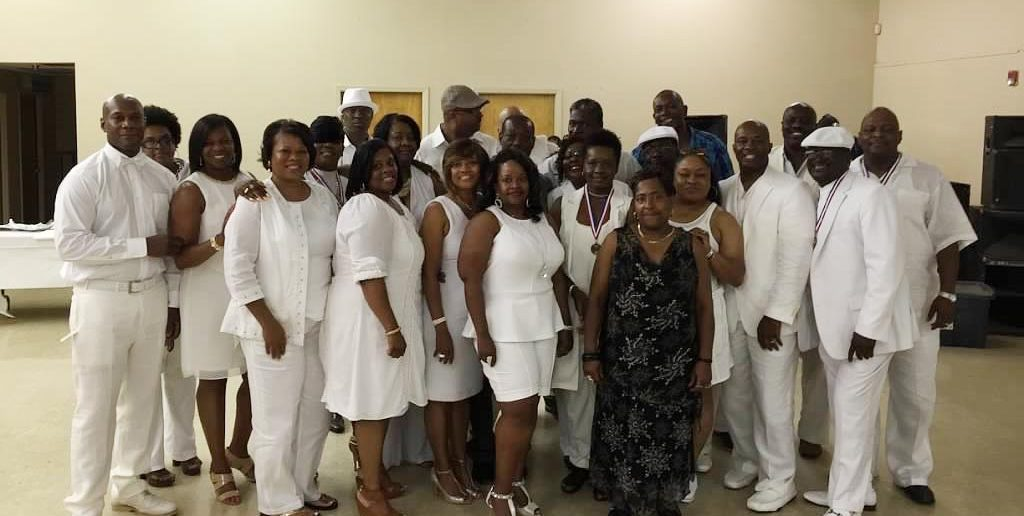 Lake Providence Senior High School, Class of 1985 Banquet - All White Affair