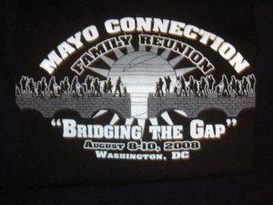 Mayo t-shirt 2008