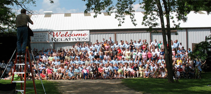 Seidemann Family Reunion
