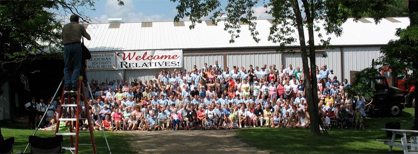 Seidemann Family Reunion