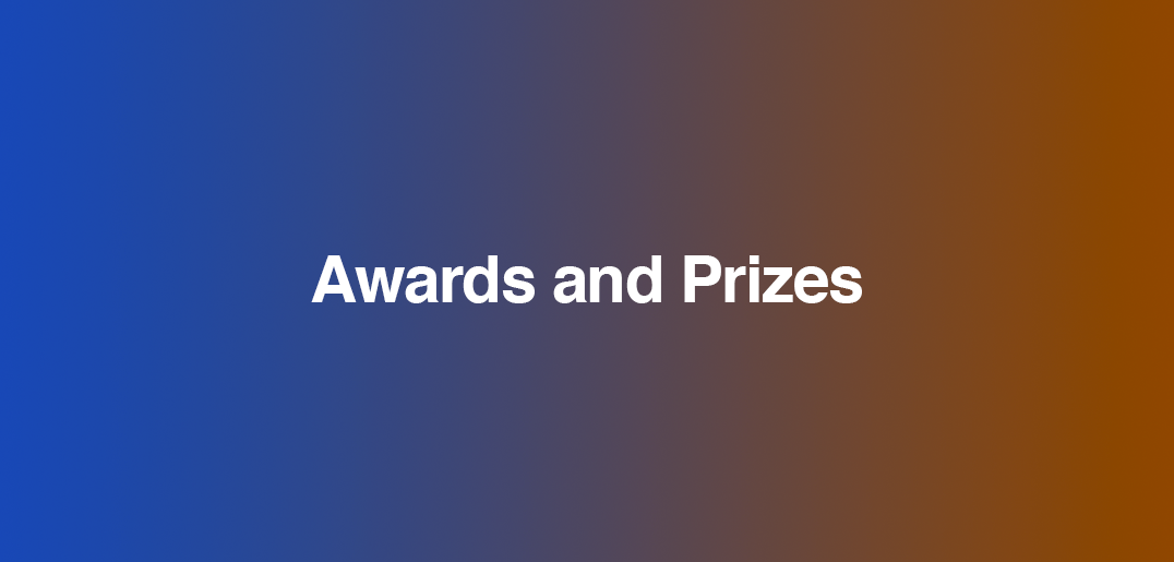 Awards and Prizes - Reunions magazine