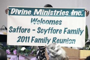Saffore-Scyffore Family Reunion