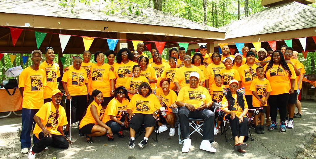 2016 Jenkins-Scott Family Reunion in Richmond, Virginia