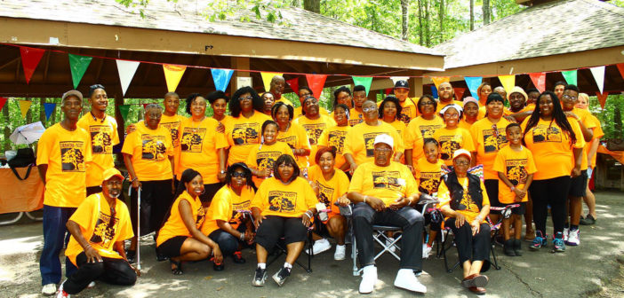 2016 Jenkins-Scott Family Reunion in Richmond, Virginia
