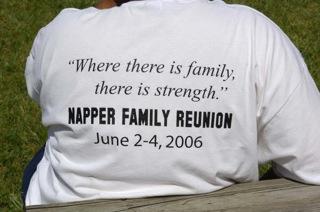 Napper Family Reunion