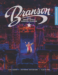 Branson Group Travel Guide 2020