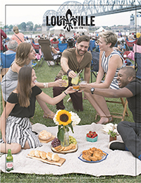 Visitor Guide Louisville 2018 - 2019 Cover