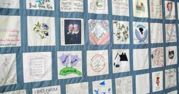 Seidemann Family Reunion quilt