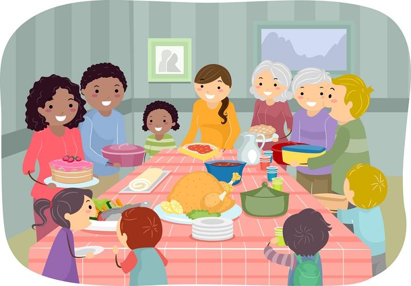 big family reunion