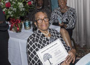 Laverne Jones, Oldest Female in Attendance