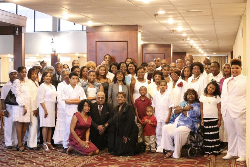 Gillyard Johnson Mahoney Family Reunion, Shreveport, Louisiana Submitted by Frederick Michael Gillyard, Inglewood, California