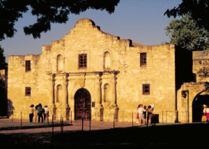 The Alamo is always a favorite San Antonio destination. Don't do your reunion without it! Credit: Nancy H. Belcher