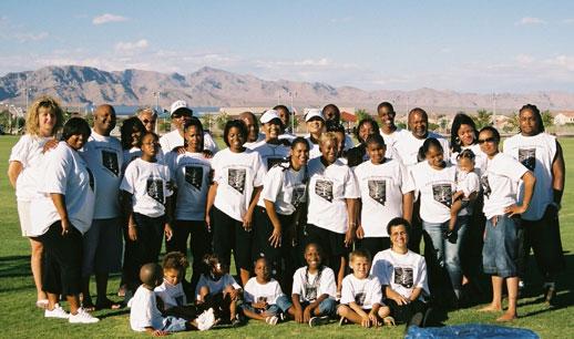 Bogess-Bogus Family Reunion, Aug 4-6, 2006, Las Vegas NV