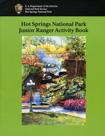 Hot Springs National Park Junior Ranger Activity Book