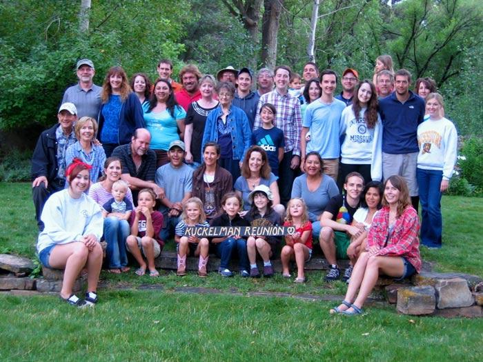 Kuckelman Family Reunion