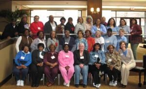 Attendees at the 2009 Lake County Reunion Workshop Experience