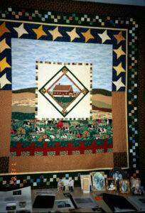 Harmelink Centennial quilt