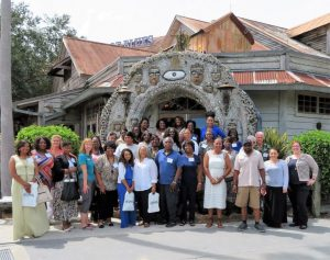 2017 Workshop attendees at the House of Blues Orlando