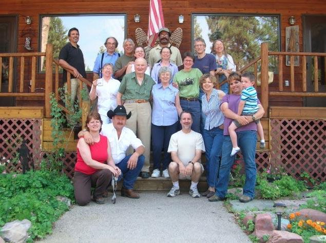 Meyer-Brown Family Reunion