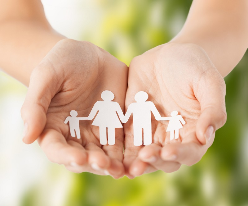 Helen Todora's family